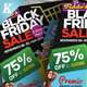 Black Friday Sale Flyers - GraphicRiver Item for Sale