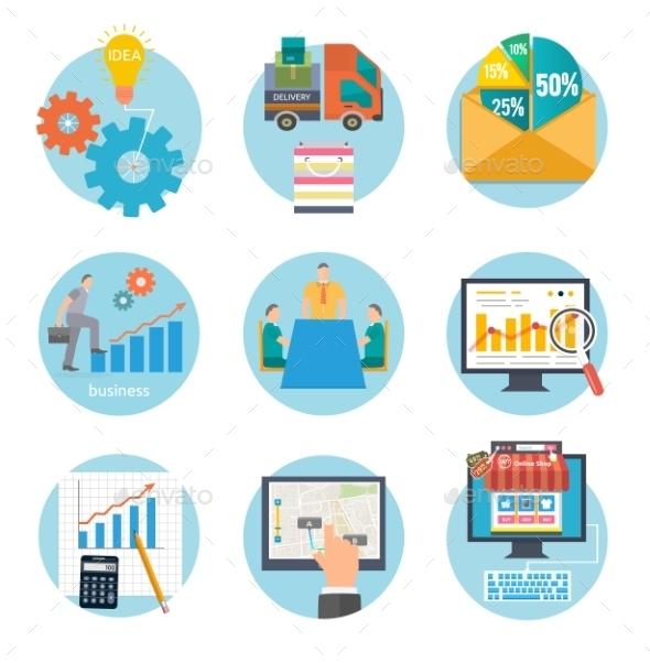 Teamwork Concept - Concepts Business