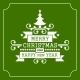 Christmas Retro Typographic Background - GraphicRiver Item for Sale
