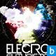 Electro Futuristic Flyer - GraphicRiver Item for Sale
