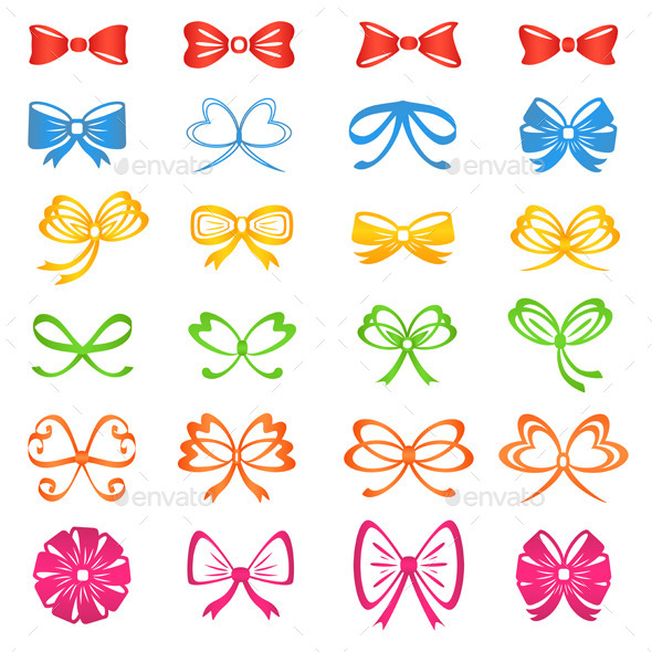 Bows - Seasons/Holidays Conceptual