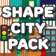 Shape City Pack - VideoHive Item for Sale