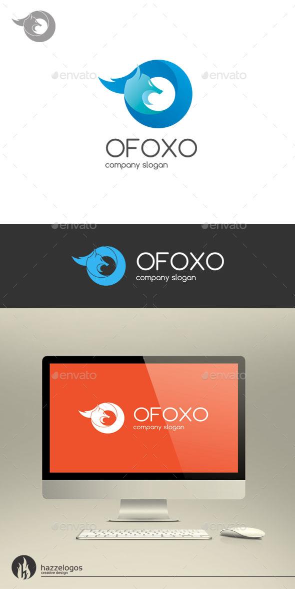 Ofoxo - Letter O Logo - Letters Logo Templates