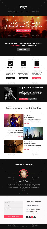E-Newsletter For Event