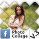 Facebook Photo Collage V3 - GraphicRiver Item for Sale