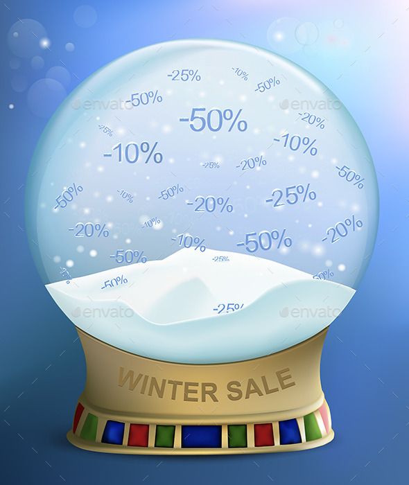 snow globe graphics designs templates from graphicriver page 2