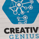 Creative Genius Logo - GraphicRiver Item for Sale