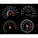 Speedometers Set - GraphicRiver Item for Sale