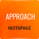 Approach - Lead Gen Instapage Template Nulled