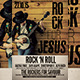 Rock for Jesus Flyer - GraphicRiver Item for Sale