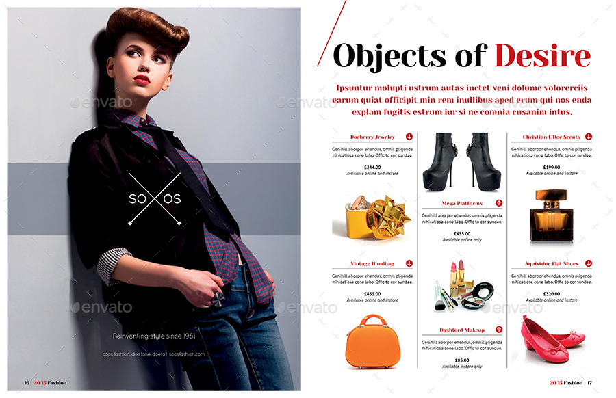 28 page a4  letter fashion magazine and extra cover by shukerman