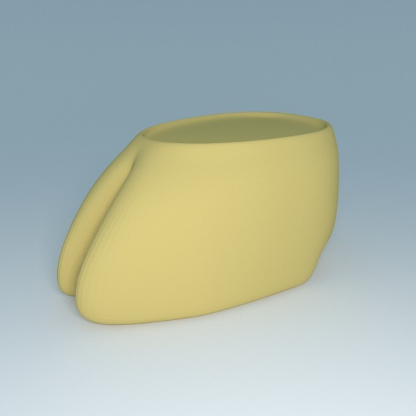 Cosplay Hoof for 3D Print - 3DOcean Item for Sale