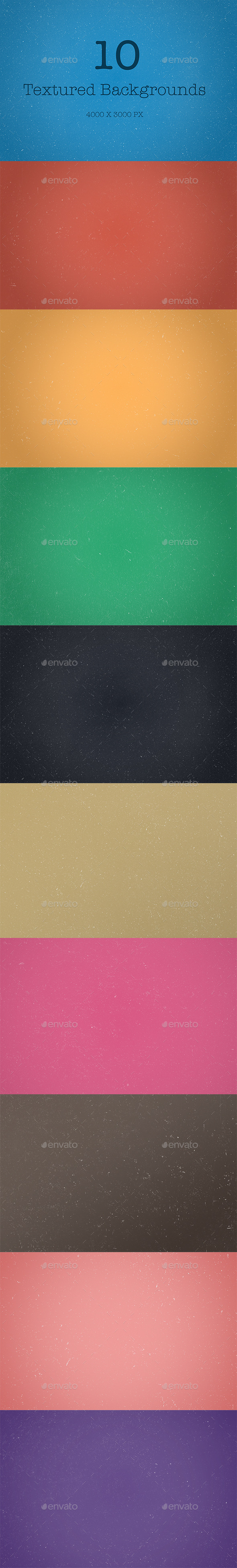 10 Textured Backgrounds - Backgrounds Graphics