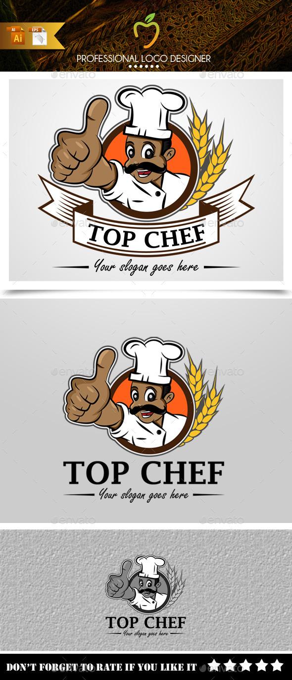 Top Chef Logo - Humans Logo Templates