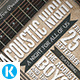Acoustic Night Flyer - GraphicRiver Item for Sale