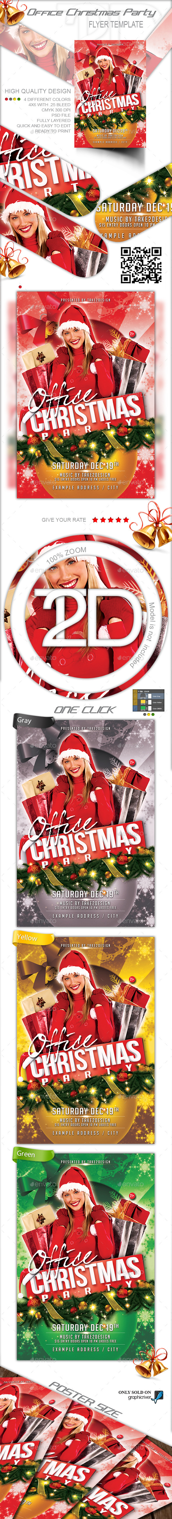 Christmas Office Party  - Clubs & Parties Events