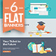 Flat Design Concepts for Online Education  - GraphicRiver Item for Sale