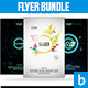 Party Flyer Bundle Vol.5 - GraphicRiver Item for Sale
