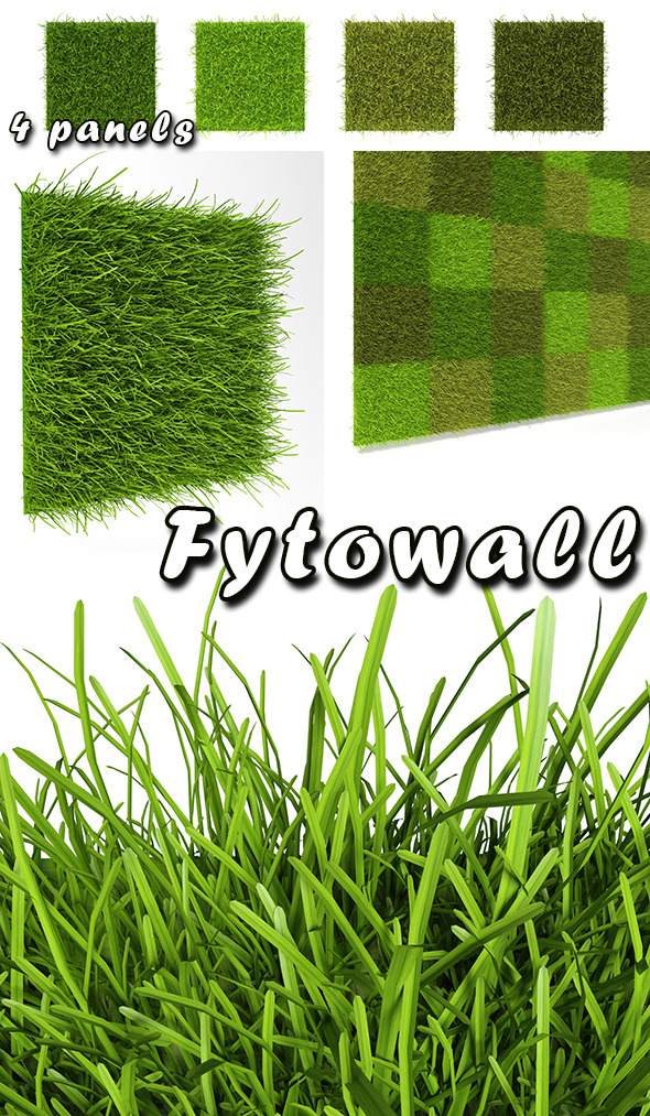 Fytowall - 3DOcean Item for Sale