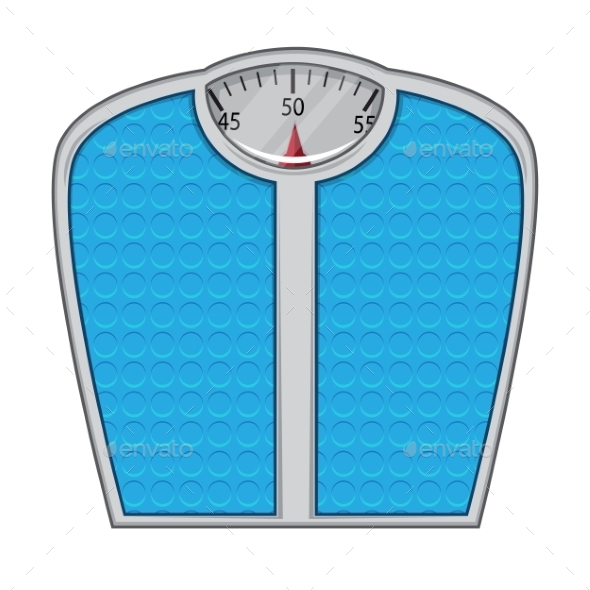 Weight Scales - Backgrounds Decorative