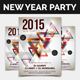 New Year Party - GraphicRiver Item for Sale