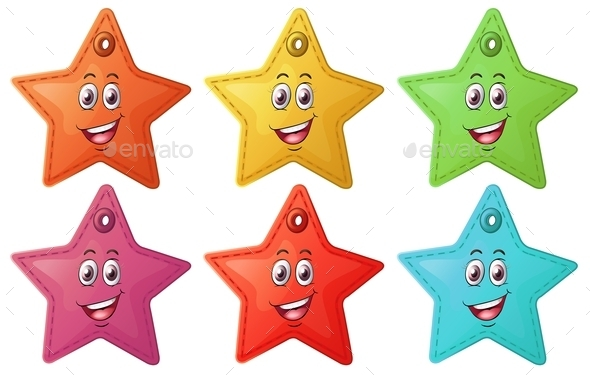 Smiling Stars - Miscellaneous Characters