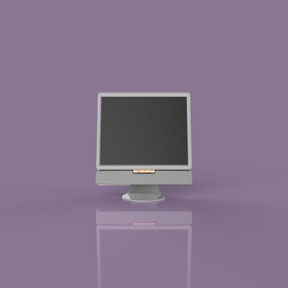 Flat TV - 3DOcean Item for Sale