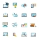 E-Learning Icons - GraphicRiver Item for Sale