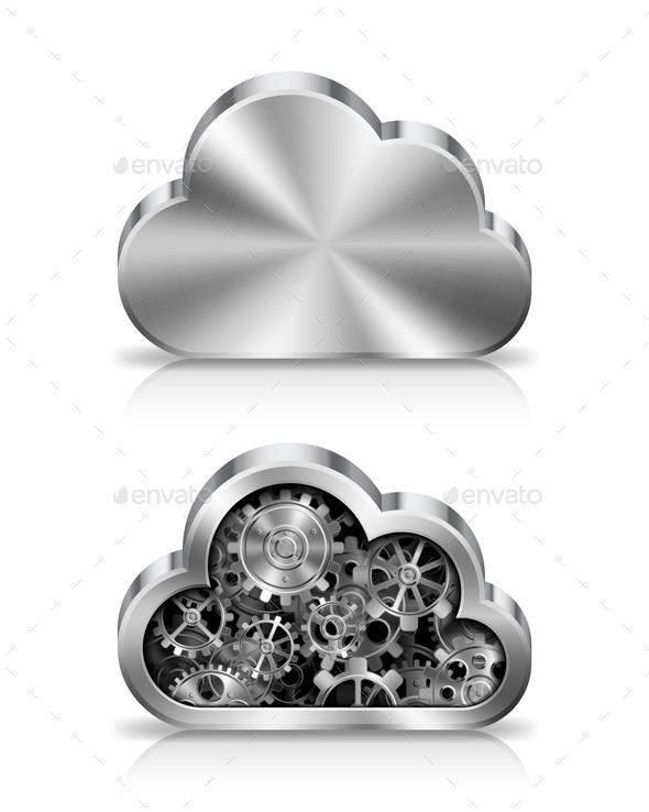 Cloud Concept - Technology Conceptual