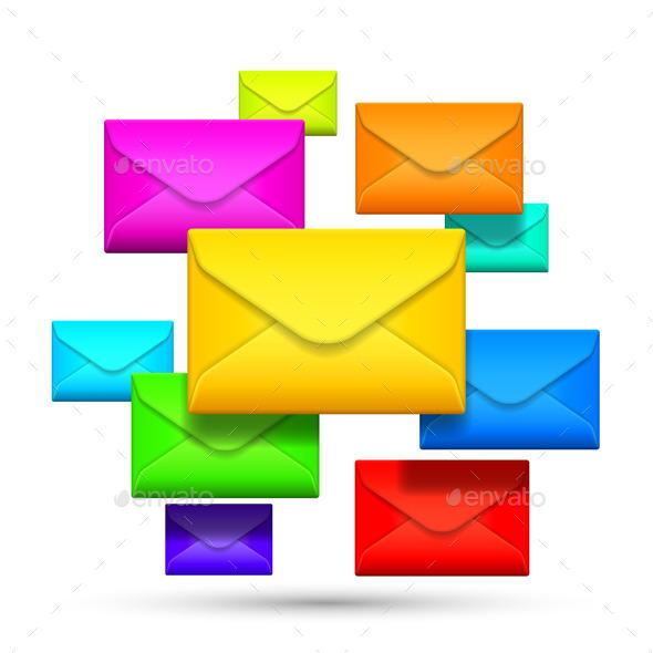 Color Envelopes - Communications Technology