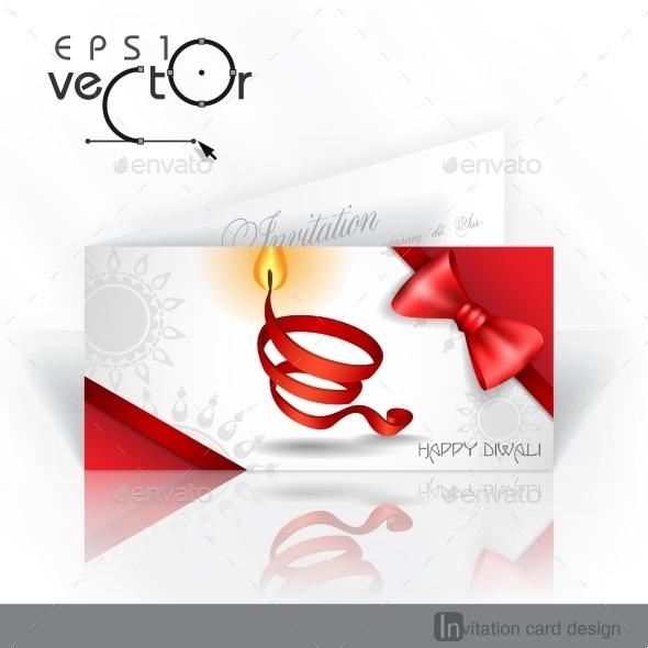 Invitation Card Design - Religion Conceptual
