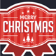 Merry Christmas Badges - GraphicRiver Item for Sale