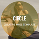 Circle - Creative Muse Template - ThemeForest Item for Sale