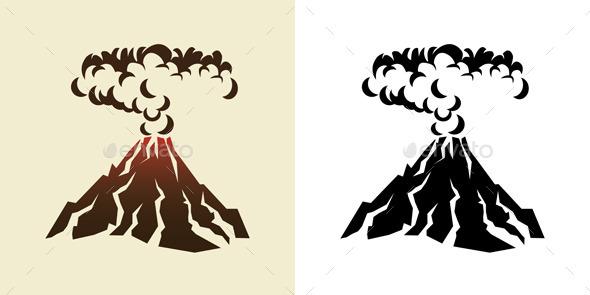 Volcano - Landscapes Nature