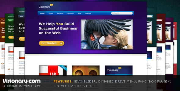 Free Download visionary Nulled Latest Version