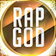 Rap God Flyer - GraphicRiver Item for Sale