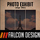 Photo Exhibit Flyer - GraphicRiver Item for Sale