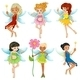 Fairies Set - GraphicRiver Item for Sale