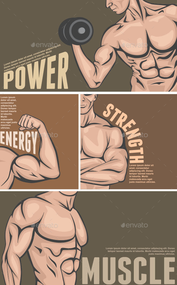 Fitness - Sports/Activity Conceptual