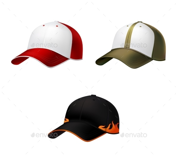 Baseball Cap - Objects Vectors