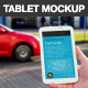 8 Tablet Mockups in the City - GraphicRiver Item for Sale