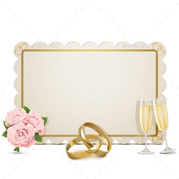 Wedding Frame by dashadima | GraphicRiver