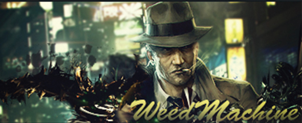 Weedmachinebanner