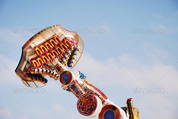Fairground - Stock Photo - Images