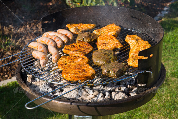 Barbecue - Stock Photo - Images