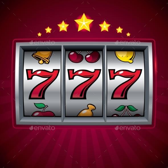 Slot Machine - Miscellaneous Conceptual
