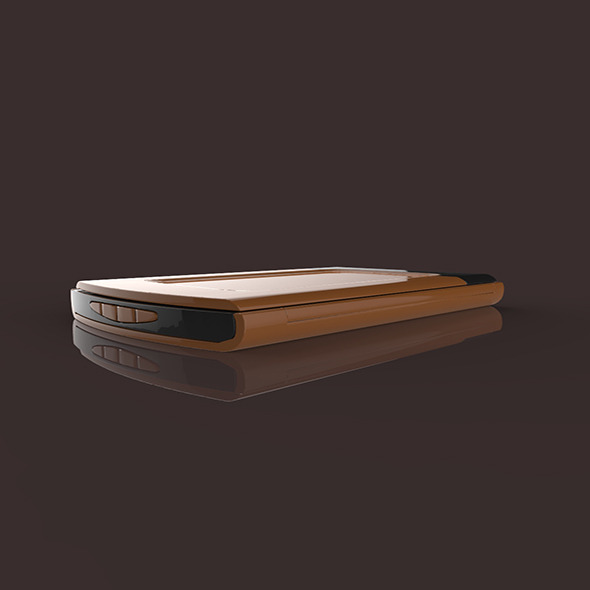 Scanner - 3DOcean Item for Sale