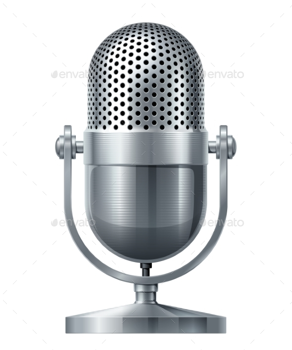 Microphone - Media Technology