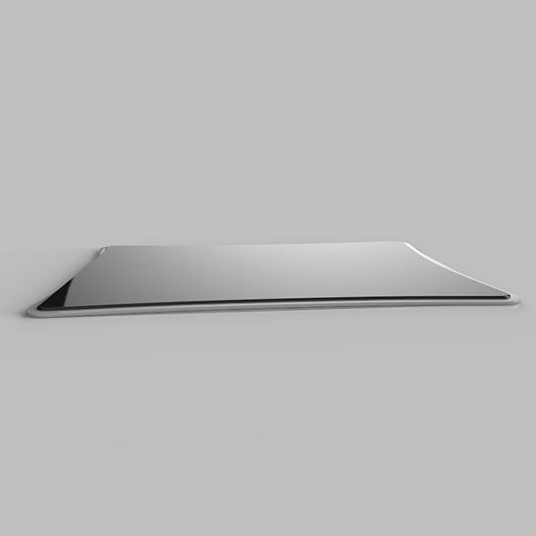 Flat Computer Scanner  - 3DOcean Item for Sale