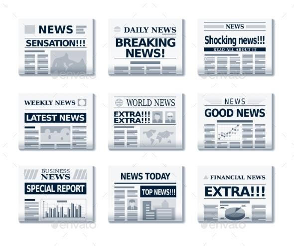 Newspaper - Media Technology
